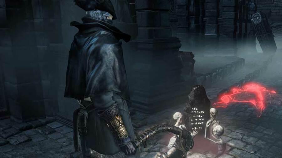 Death Dealer Prison Bloodborne Yahar'gul, Unseen Village PS4