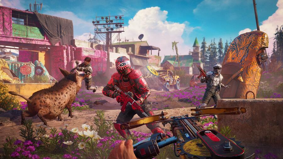 Far Cry New Dawn Rpg Mechanics