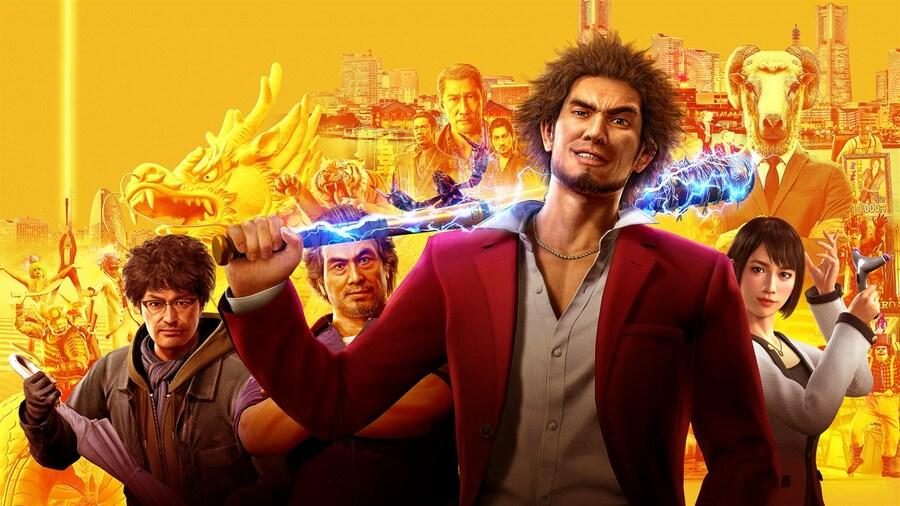 Yakuza: comme un dragon PS5 PlayStation 5