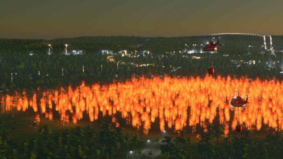 Cities: Skylines - Natural Disasters PS4 PlayStation 4 1