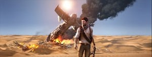 Uncharted 3: Drake's Deception settled in second on this week's UK sales charts.