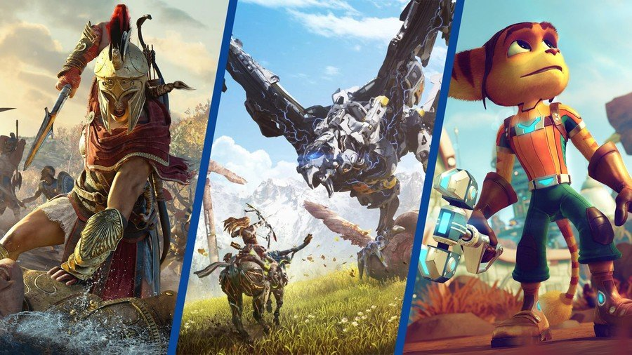 Best PS4 PlayStation 4 HDR Games Guide