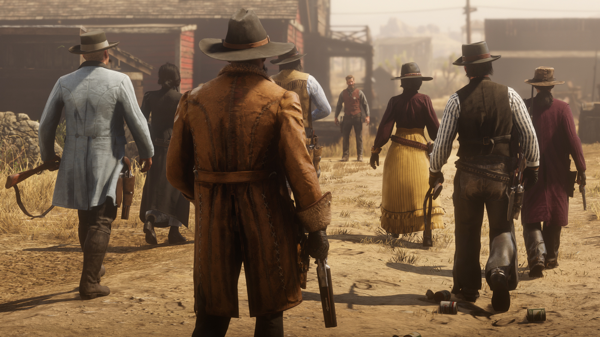 Red Dead Online finally gets battle royale mode, more story missions coming