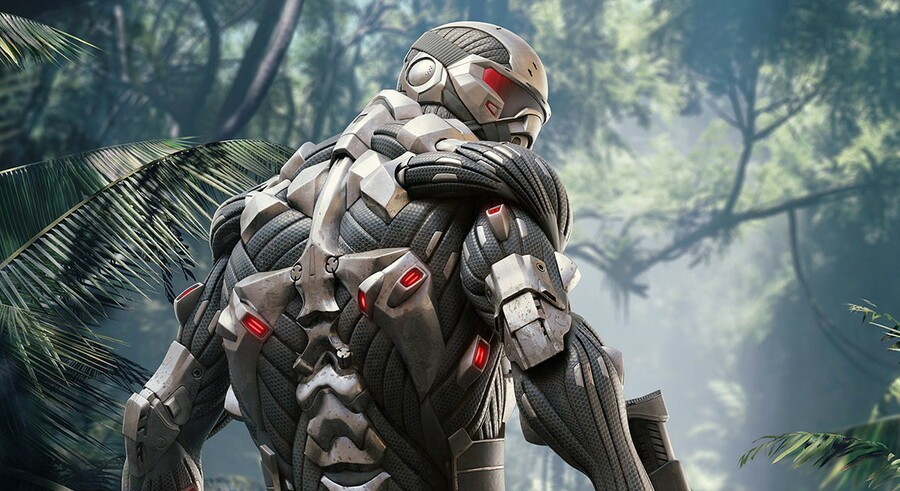 Crysis Remastered PS5 PlayStation 5 1