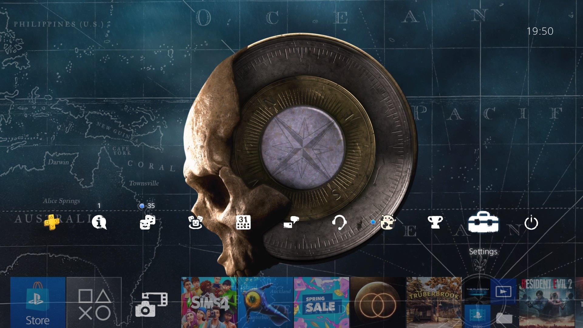 the dark pictures man of medan theme.original - PlayStation 4 - Guida: i migliori temi gratuiti da scaricare
