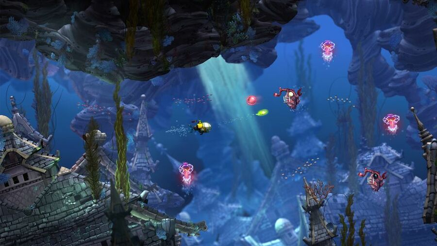 Song of the Deep PS4 PlayStation 4 1