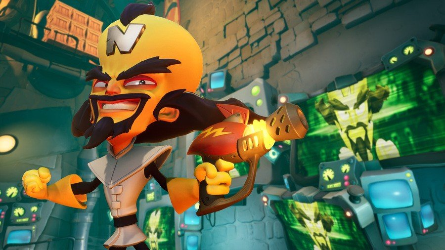 Crash Bandicoot 4: It's About Time Boss Guide PS4 PlayStation 4 1