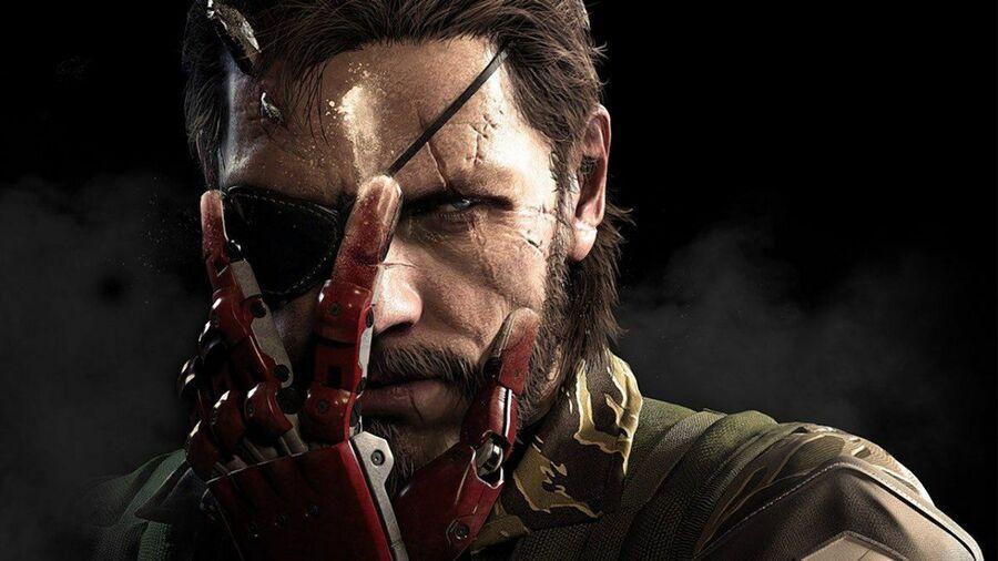 Metal Gear Solid 5 PS4 PlayStation 4 1