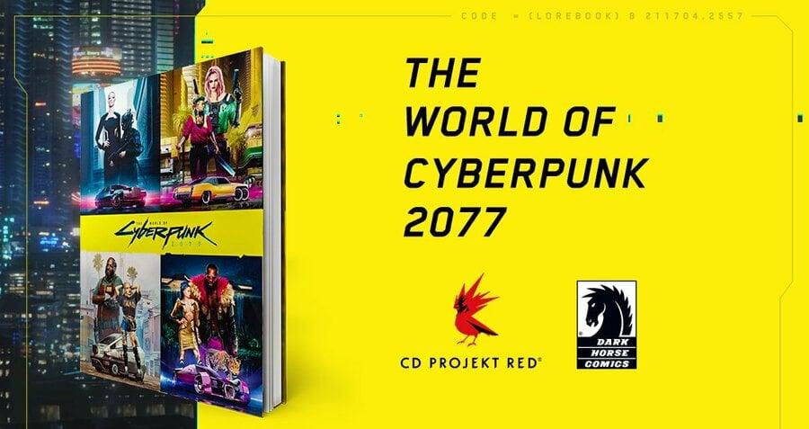 Cyberpunk 2077 Official Lore Book