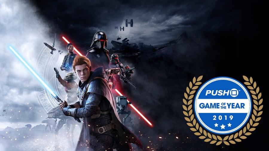Star Wars Jedi Fallen Order PS4 PlayStation 4 1