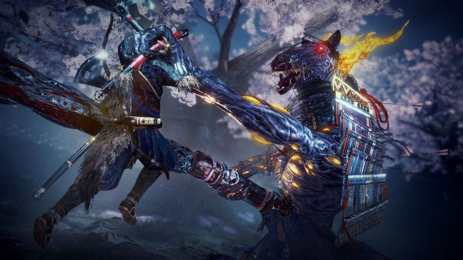 How to Beat Mezuki in Nioh 2 PS4 Guide