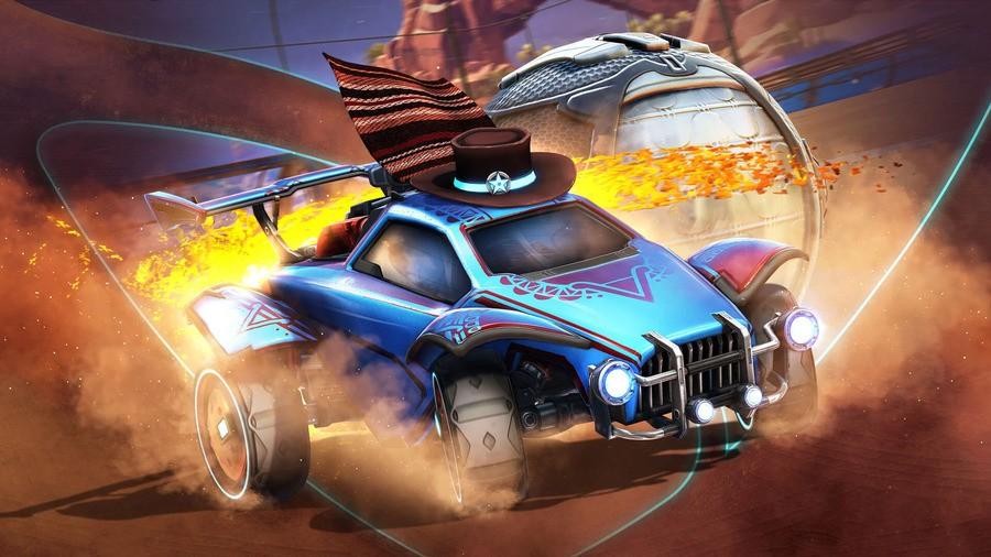 Rocket League PS4 PlayStation 4