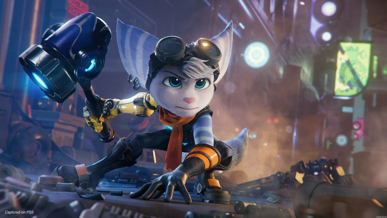 Remember That Female Ratchet Clank Rift Apart Character She S