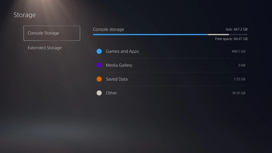 How to Remove Other Storage Space from PS5 PlayStation 5 1