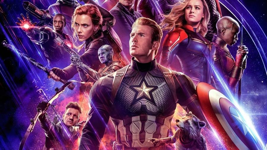 Avengers Endgame Marvel's Avengers PS4 PlayStation 4