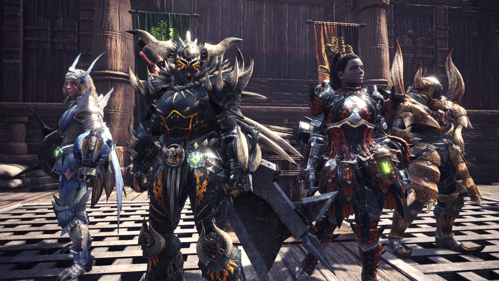 Capcom Promises More Layered Armour Sets Coming To Monster Hunter