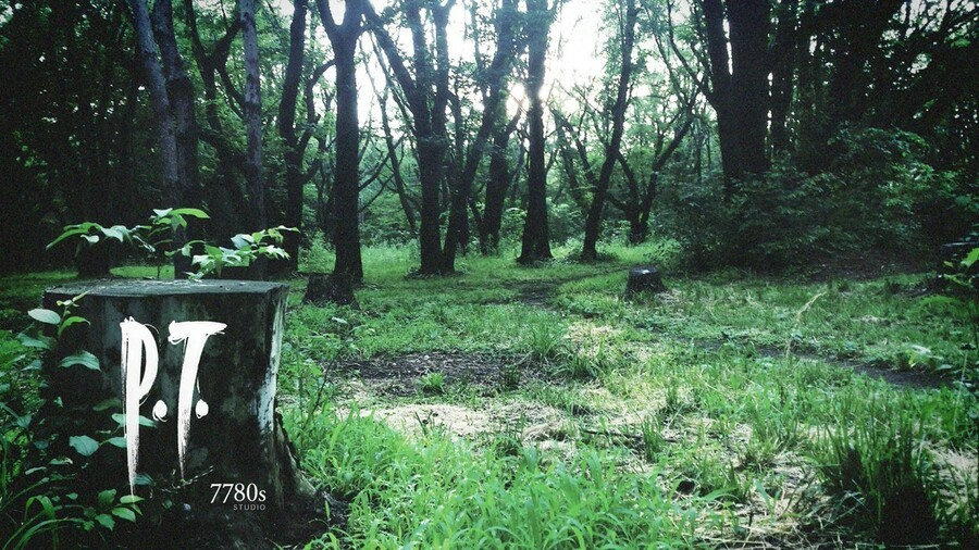 Silent Hills PS4 P.T. 1