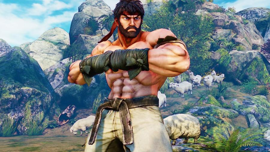 Street Fighter V Pre Order Bonus North America 1