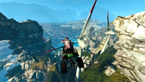 Ubisoft's Announced 'Project Haste', A Downloadable ATV Racer By Nail'd Developer Techland.