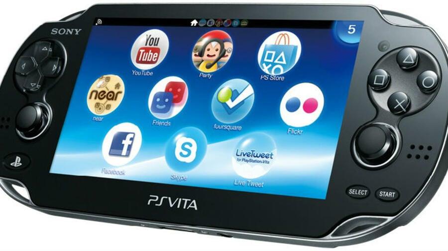 Sony PS PlayStation Vita 1