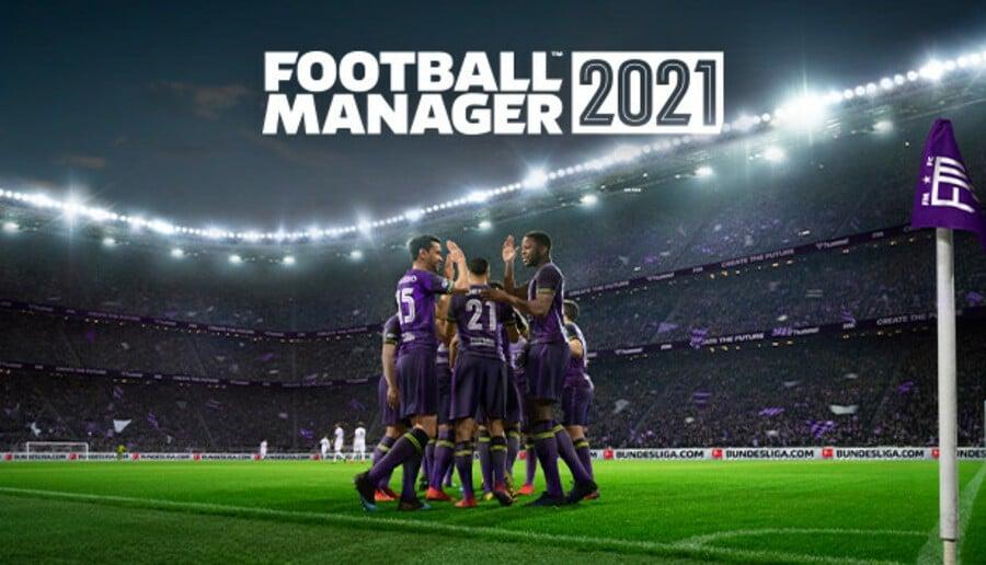 Football Manager 2021 PS5 PS4 PlayStation