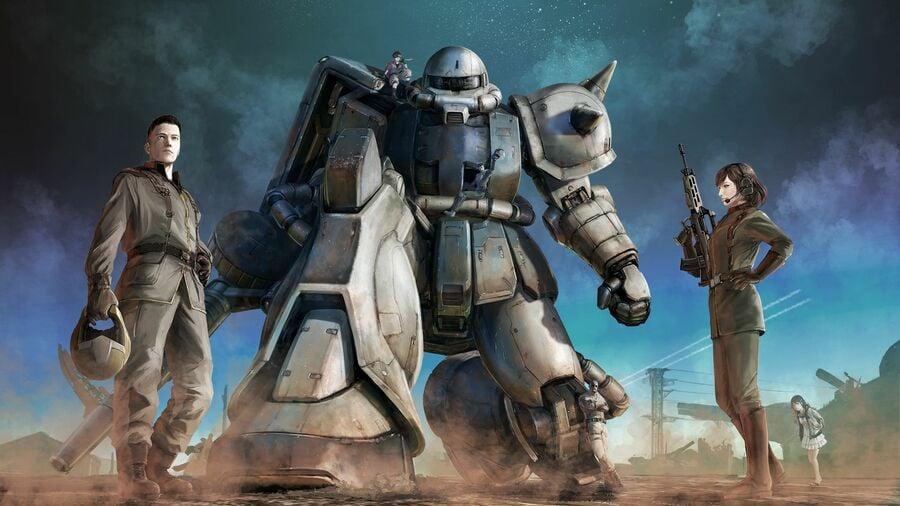 Gundam Battle Operation 2 PS5