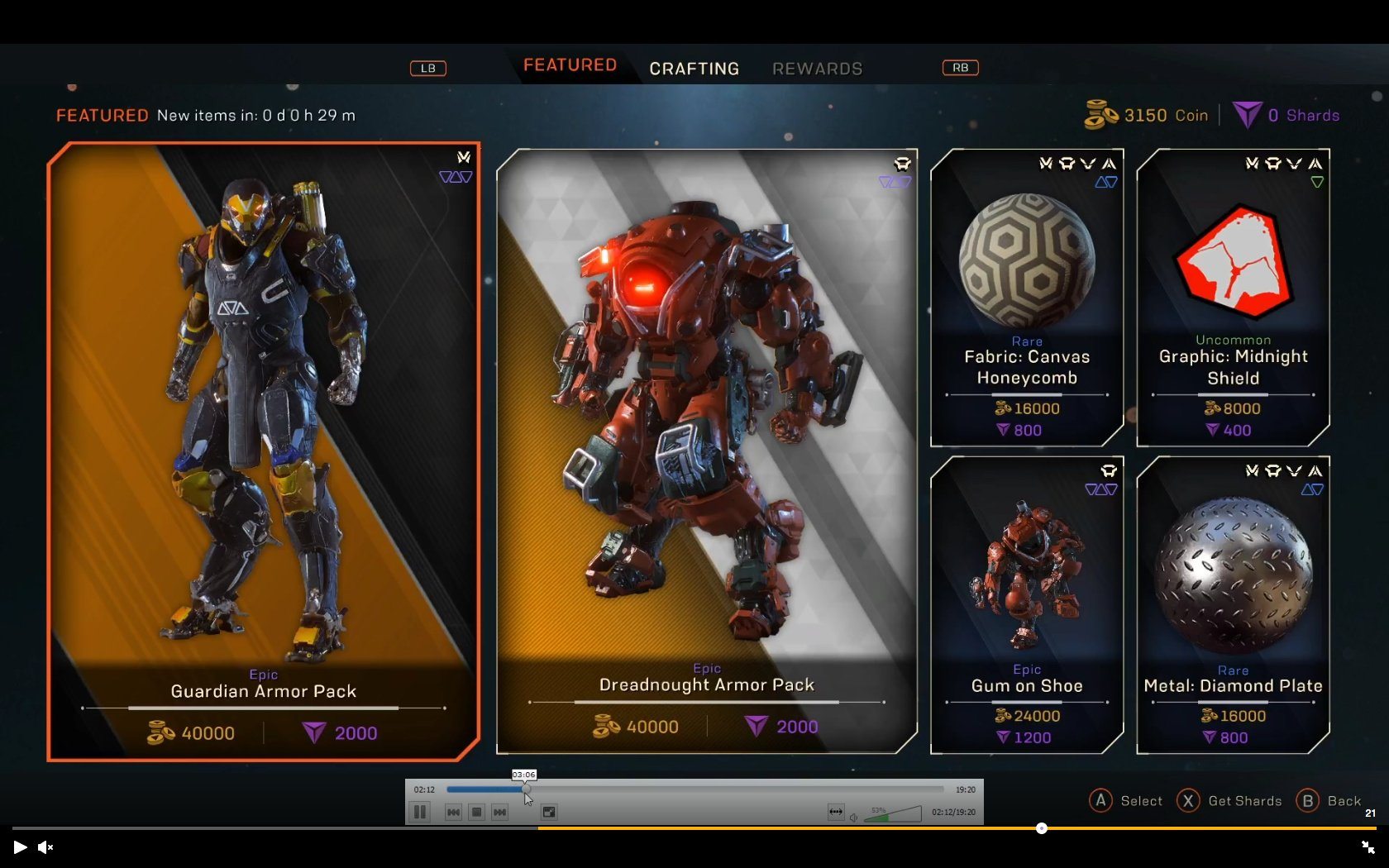 ANTHEM Microtransaction Controversy Starts Early, BioWare