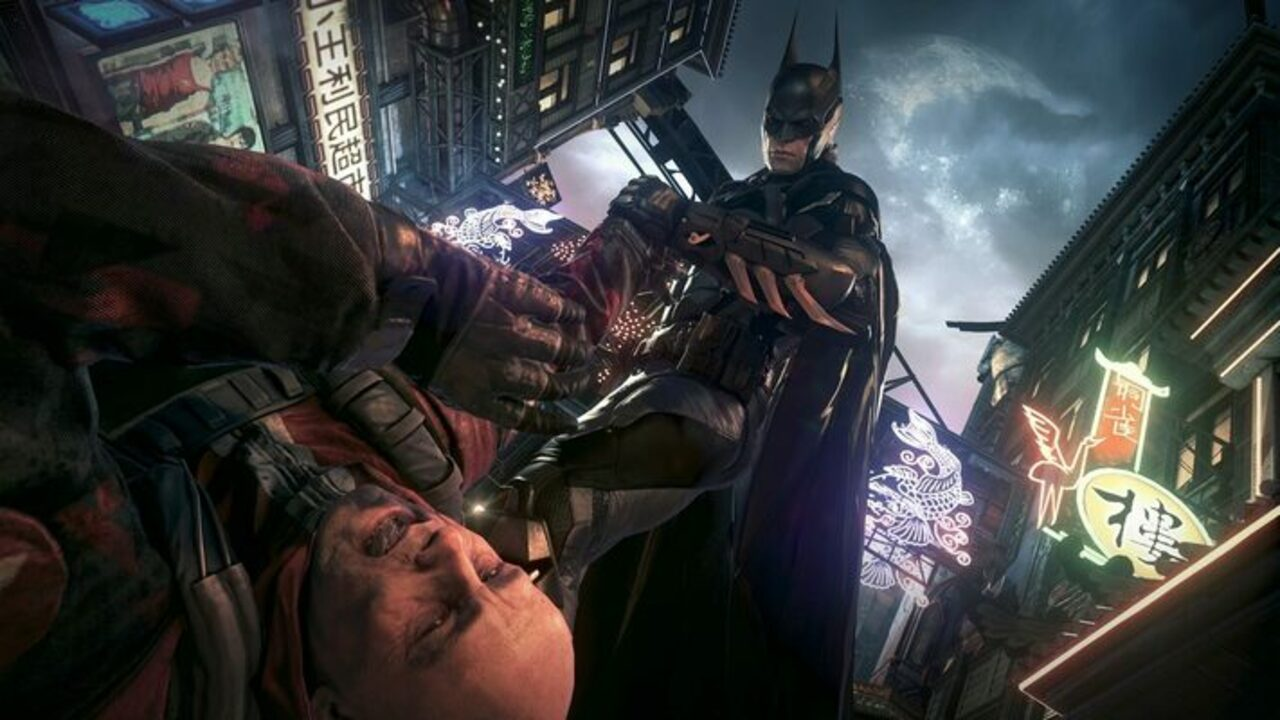 Relax, Warner Bros Games Is No Longer for Sale