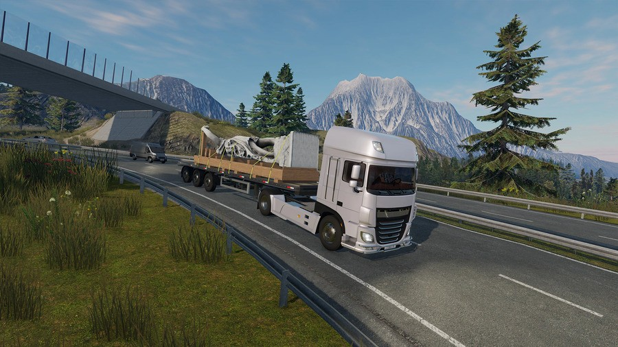 Truck Driver PS5 PlayStation 5 1