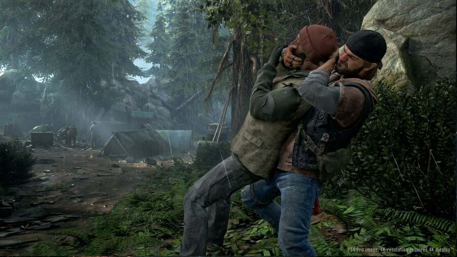 Days Gone Patch 1.08 PS4 PlayStation 4
