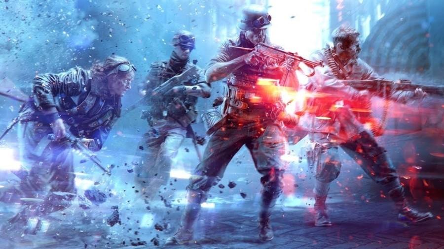 Battlefield V 5 PS4 PlayStation 4 1