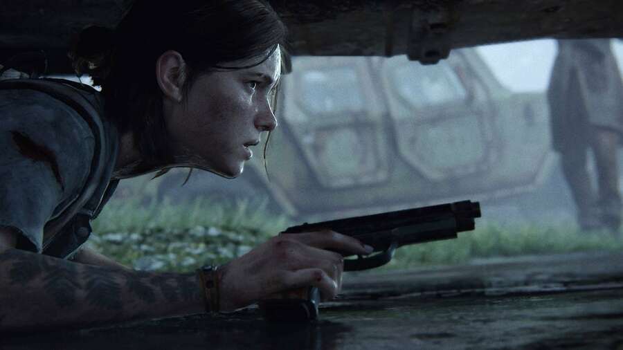 The Last Of Us 2 Animation Motion Matching
