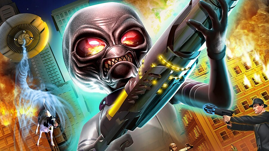 Destroy All Humans Rumour PS4 PlayStation 4