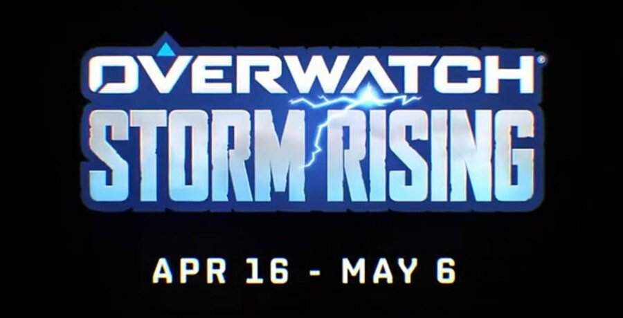 Overwatch Storm Rising PS4 PlayStation 4 1