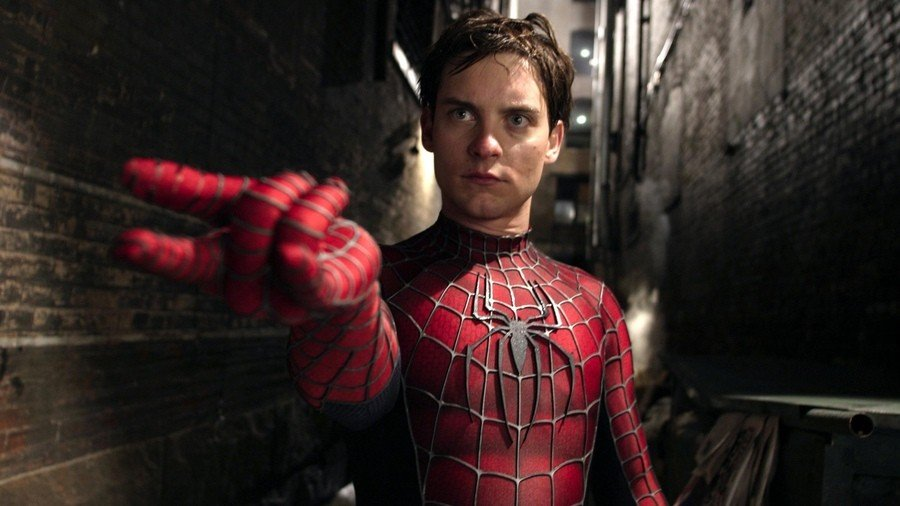 Marvel's Spider-Man Raimi Suit Update PS4 PlayStation 4