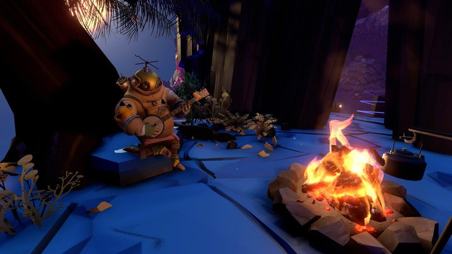 Outer Wilds PS4 PlayStation 4