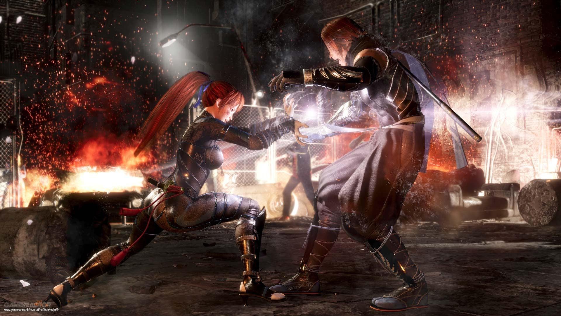 Dead or Alive 6 Open Beta Test Available to Download Now