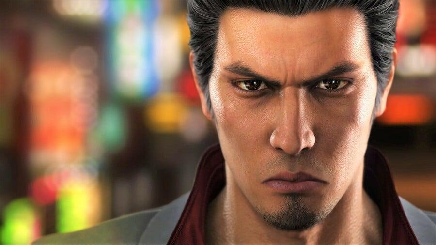 Tekken 7 Kiryu Yakuza DLC