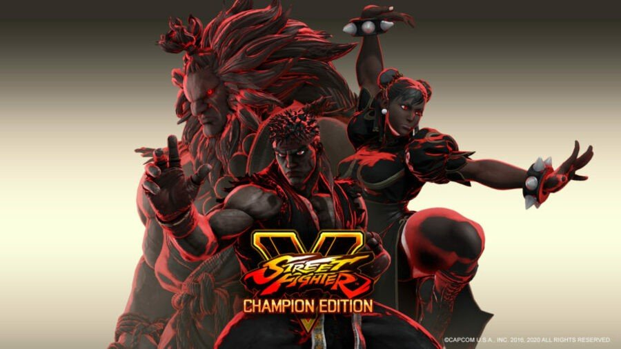 Street Fighter V 5 PlayStation 4 PS4 1