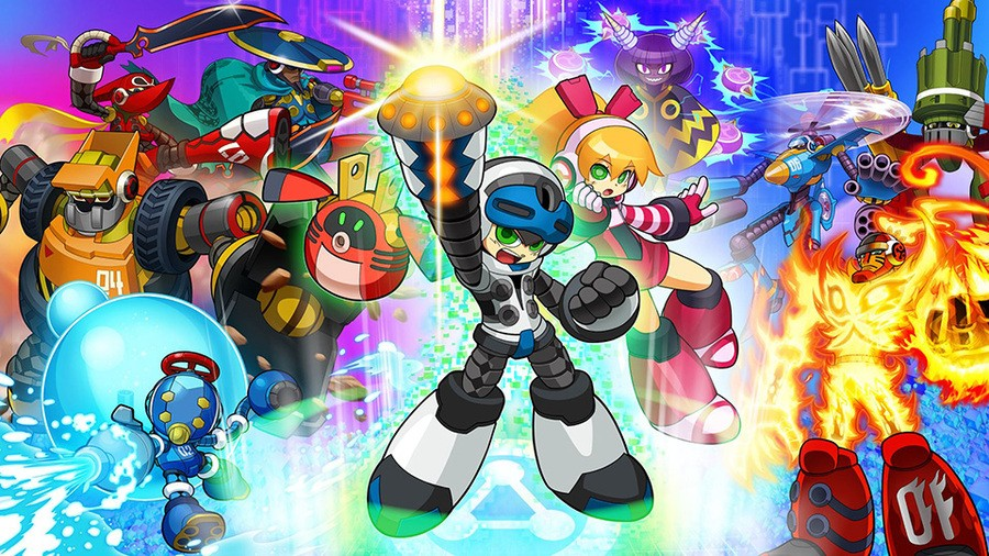 Mighty No. 9 PS4 PlayStation 4 Reviews Round Up 1