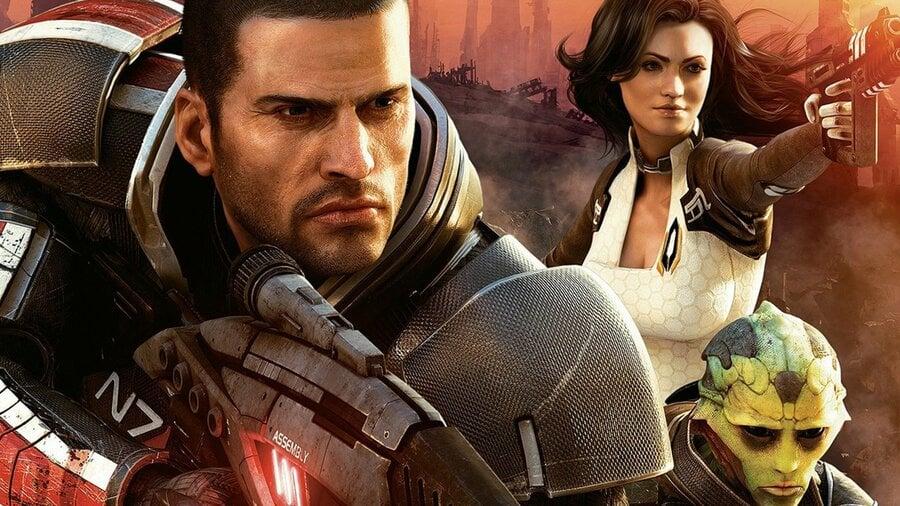 Mass Effect Legendary Edition Squad