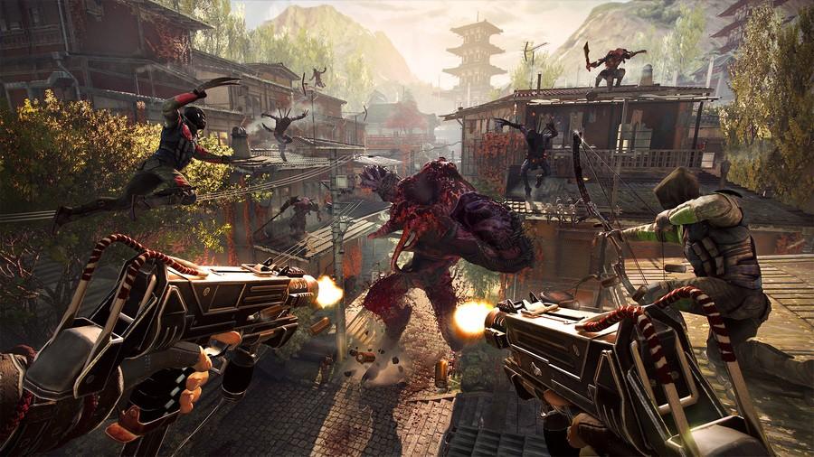 Shadow Warrior 2 Humble Bundle PS4 PlayStation 4