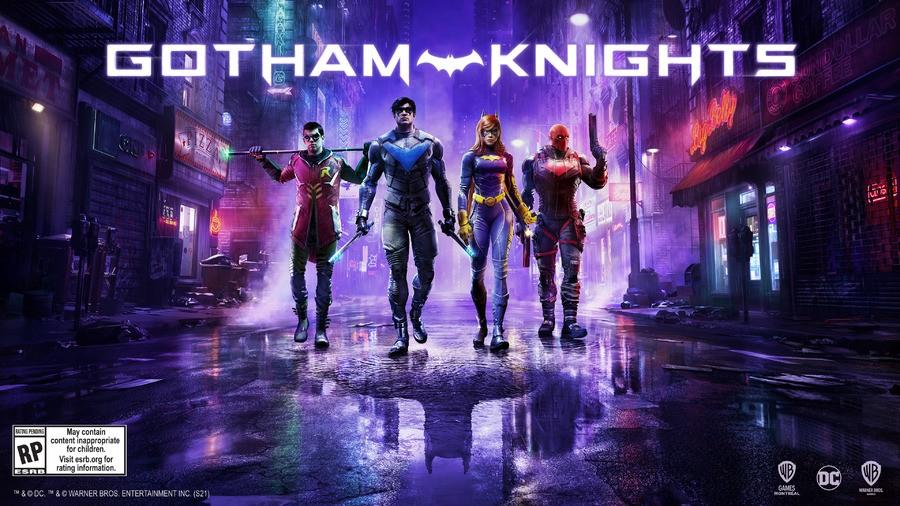 Gotham Knights PS5 PlayStation 5 1