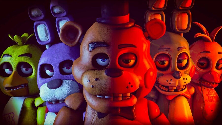 Five Nights at Freddys PS5