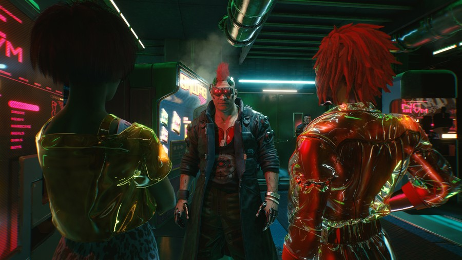 Cyberpunk 2077 Gameplay Previews