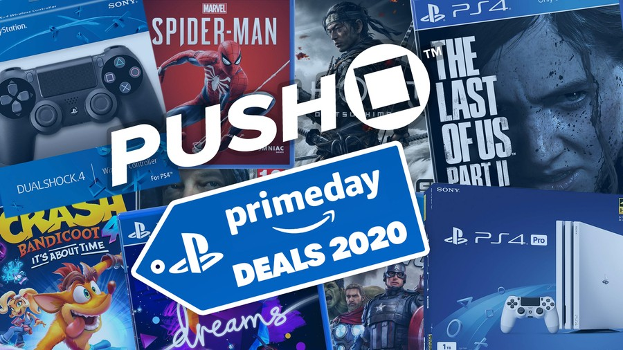 Amazon Prime Day PS4 Sale - All Deals on PS4 Games, PS Plus, Consoles, and More