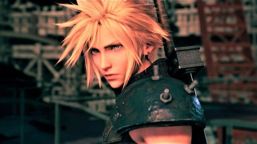 Final Fantasy VII Remake Save Data Transfer Intergrade