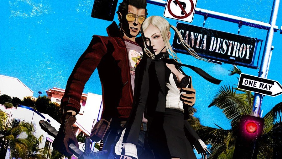No More Heroes 03 Artwork