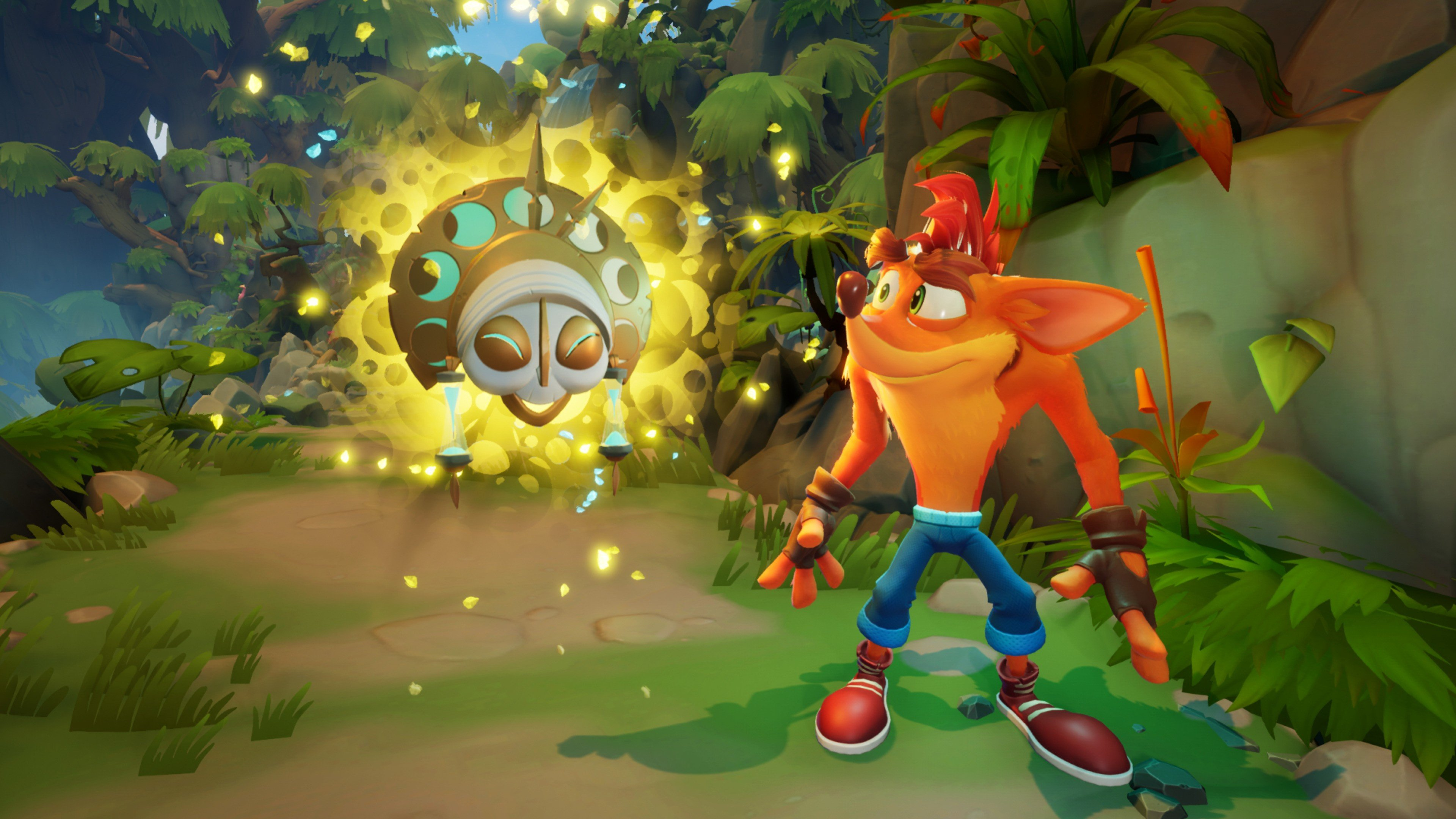 New Crash Bandicoot Game May Have Been Teased In PS4