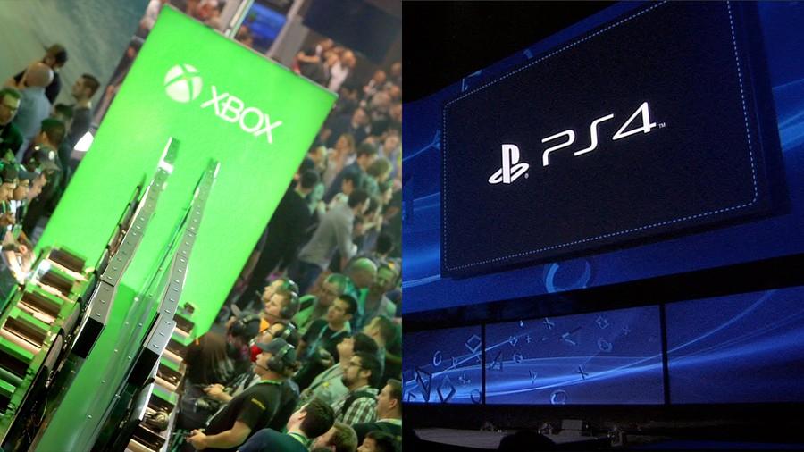 Xbox vs PlayStation